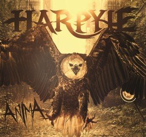 Harpyie - Anima album artwork, Harpyie - Anima album cover, Harpyie - Anima cover artwork, Harpyie - Anima cd cover
