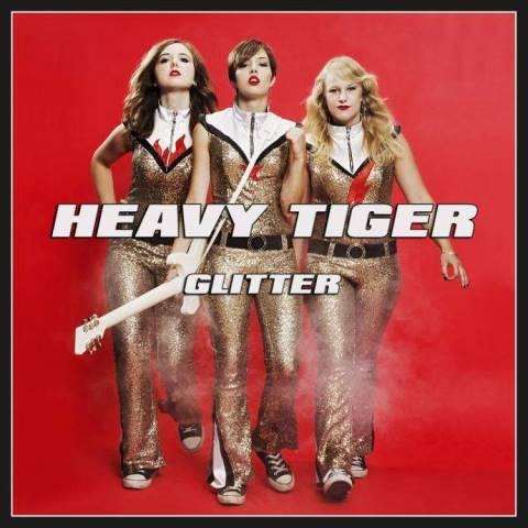Heavy Tiger - Glitter album artwork, Heavy Tiger - Glitter album cover, Heavy Tiger - Glitter cover artwork, Heavy Tiger - Glitter cd cover