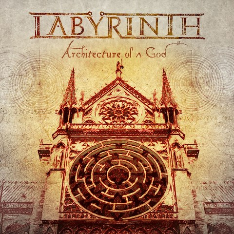 LABYRINTH - Architecture of a God album artwork, LABYRINTH - Architecture of a God album cover, LABYRINTH - Architecture of a God cover artwork, LABYRINTH - Architecture of a God cd cover