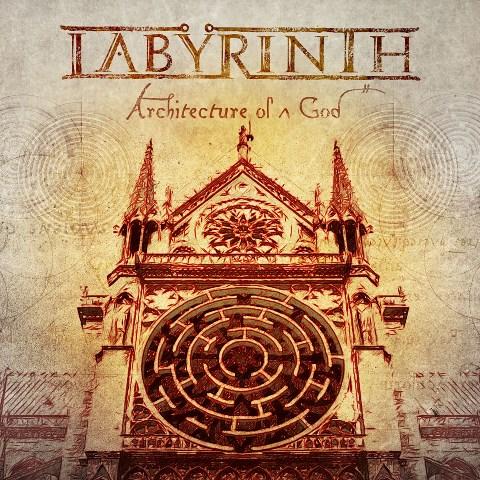 LABYRINTH - Architecture of a God album artwork, LABYRINTH - Architecture of a God album cover, LABYRINTH - Architecture of a God cover artwork, LABYRINTH - Architecture of a God cd cover