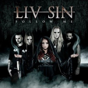 LIV SIN - Follow Me album artwork, LIV SIN - Follow Me album cover, LIV SIN - Follow Me cover artwork, LIV SIN - Follow Me cd cover