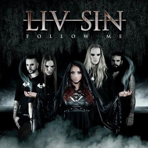LIV SIN - Follow Me album artwork, LIV SIN - Follow Me album cover, LIV SIN - Follow Me cover artwork, LIV SIN - Follow Me cd cover
