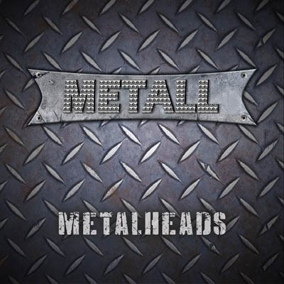 METALL - METAL HEADS album artwork, METALL - METAL HEADS album cover, METALL - METAL HEADS cover artwork, METALL - METAL HEADS cd cover