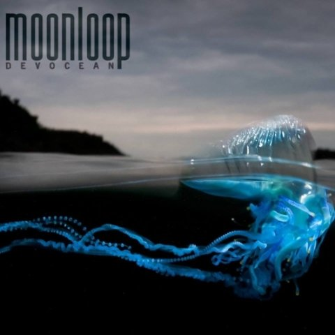 Moonloop - devocean album artwork, Moonloop - devocean album cover, Moonloop - devocean cover artwork, Moonloop - devocean cd cover