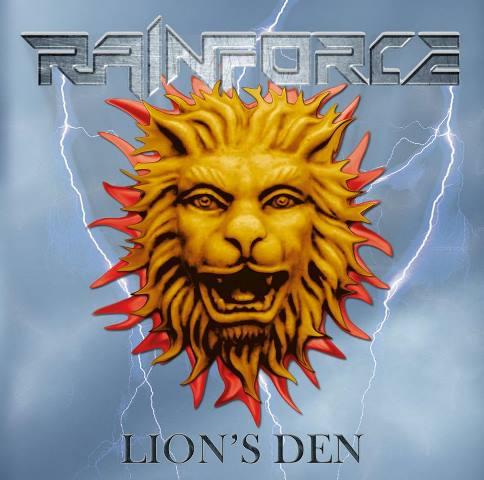 Rainforce - Lions Den album artwork, Rainforce - Lions Den album cover, Rainforce - Lions Den cover artwork, Rainforce - Lions Den cd cover