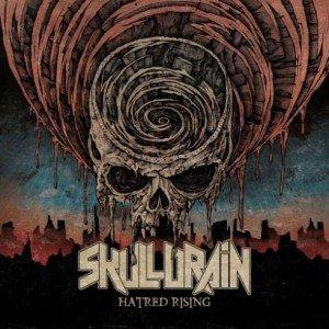 Skulldrain - Hatred Rising album artwork, Skulldrain - Hatred Rising album cover, Skulldrain - Hatred Rising cover artwork, Skulldrain - Hatred Rising cd cover