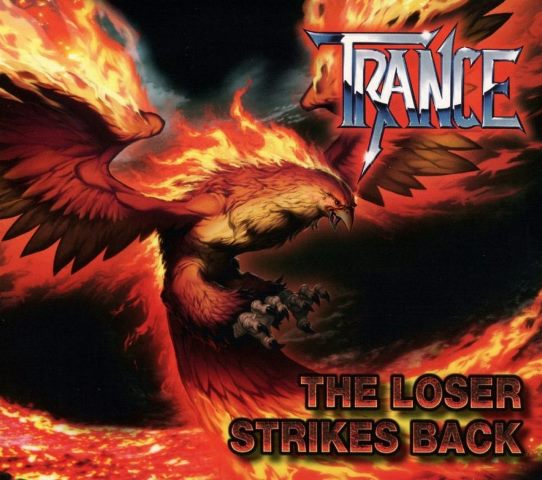 TRANCE - THE LOSER STRIKES BACK album artwork, TRANCE - THE LOSER STRIKES BACK album cover, TRANCE - THE LOSER STRIKES BACK cover artwork, TRANCE - THE LOSER STRIKES BACK cd cover