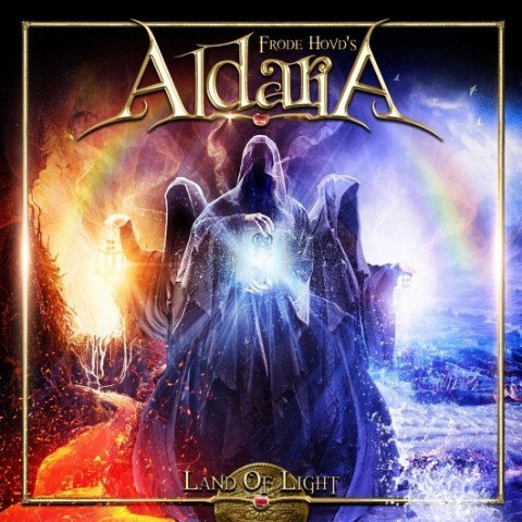 ALDARIA - LAND OF LIGHT album artwork, ALDARIA - LAND OF LIGHT album cover, ALDARIA - LAND OF LIGHT cover artwork, ALDARIA - LAND OF LIGHT cd cover
