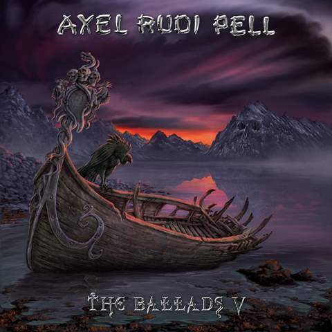 axel rudi pell - Ballads V album artwork, axel rudi pell - Ballads V album cover, axel rudi pell - Ballads V cover artwork, axel rudi pell - Ballads V cd cover