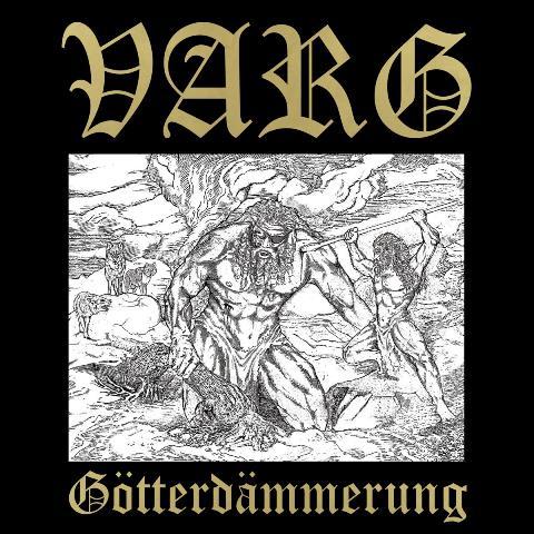 varg - goeterdaemmerung album artwork, varg - goeterdaemmerung album cover, varg - goeterdaemmerung cover artwork, varg - goeterdaemmerung cd cover