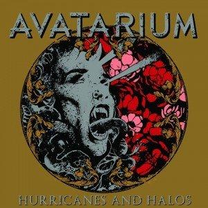 Avatarium - Hurricanes And Halos album artwork, Avatarium - Hurricanes And Halos album cover, Avatarium - Hurricanes And Halos cover artwork, Avatarium - Hurricanes And Halos cd cover