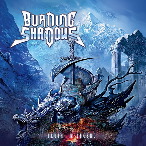 Burning Shadows - Truth in Legend album artwork, Burning Shadows - Truth in Legend album cover, Burning Shadows - Truth in Legend cover artwork, Burning Shadows - Truth in Legend cd cover
