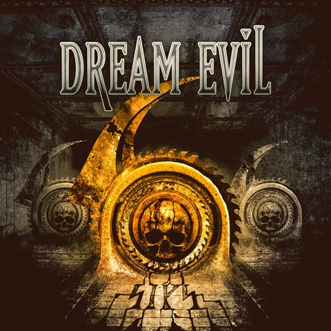 Dream Evil - Six album artwork, Dream Evil - Six album cover, Dream Evil - Six cover artwork, Dream Evil - Six cd cover