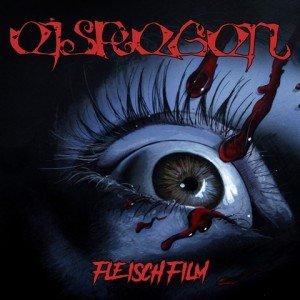 Eisregen - Fleischfilm album artwork, Eisregen - Fleischfilm album cover, Eisregen - Fleischfilm cover artwork, Eisregen - Fleischfilm cd cover