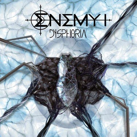 Enemy I - Dysphoria album artwork, Enemy I - Dysphoria album cover, Enemy I - Dysphoria cover artwork, Enemy I - Dysphoria cd cover