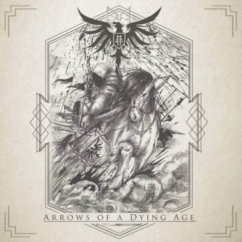 FIN - Arrows of a Dying Age album cover, FIN - Arrows of a Dying Age album artwork, FIN - Arrows of a Dying Age cover artwork, FIN - Arrows of a Dying Age cd cover