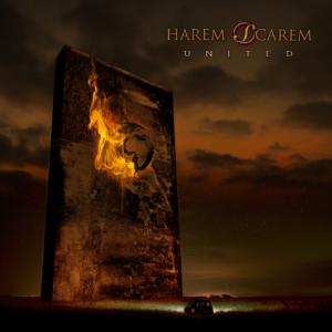 HAREM SCAREM - United album artwork, HAREM SCAREM - United album cover, HAREM SCAREM - United cover artwork, HAREM SCAREM - United cd cover
