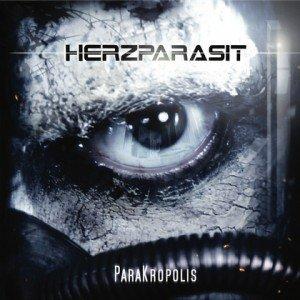 HERZPARASIT - ParaKropolis album artwork, HERZPARASIT - ParaKropolis album cover, HERZPARASIT - ParaKropolis cover artwork, HERZPARASIT - ParaKropolis cd cover