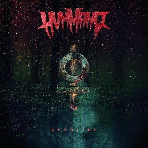 Hummano - Genocide album artwork, Hummano - Genocide album cover, Hummano - Genocide cover artwork, Hummano - Genocide cd cover
