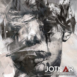 Jotnar - Connected Condemned album artwork, Jotnar - Connected Condemned album cover, Jotnar - Connected Condemned cover artwork, Jotnar - Connected Condemned cd cover