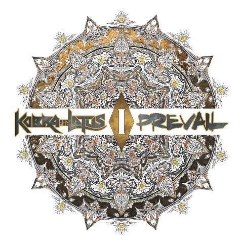 Kobra And The Lotus – Prevail I album artwork, Kobra And The Lotus – Prevail I album cover, Kobra And The Lotus – Prevail I cover artwork, Kobra And The Lotus – Prevail I cd cover