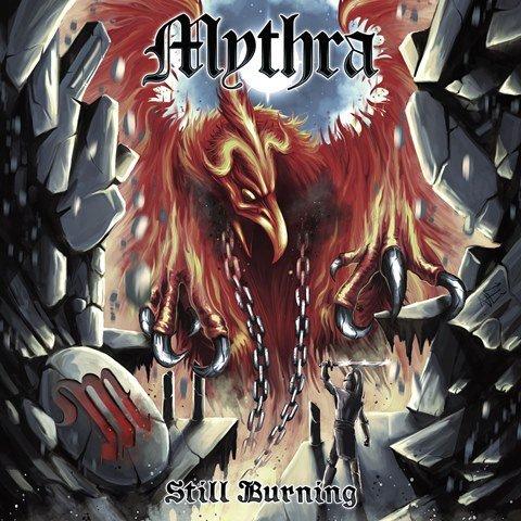Mythra - Still Burning album artwork, Mythra - Still Burning album cover, Mythra - Still Burning cover artwork, Mythra - Still Burning cd cover
