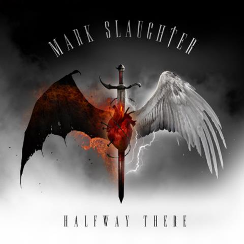 Mark Slaughter - Halfway There album artwork, Mark Slaughter - Halfway There album cover, Mark Slaughter - Halfway There cover artwork, Mark Slaughter - Halfway There cd cover