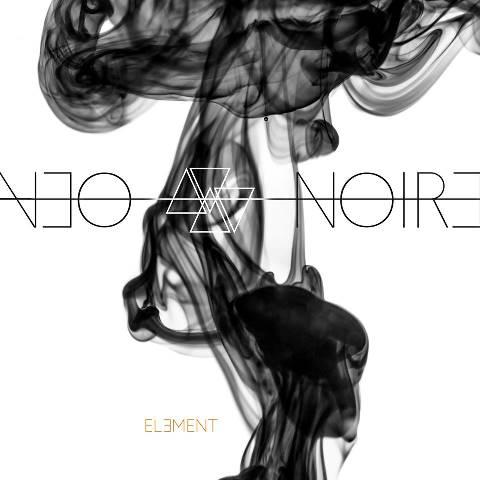 NEO NOIRE – Element album artwork, NEO NOIRE – Element album cover, NEO NOIRE – Element cover artwork, NEO NOIRE – Element cd cover