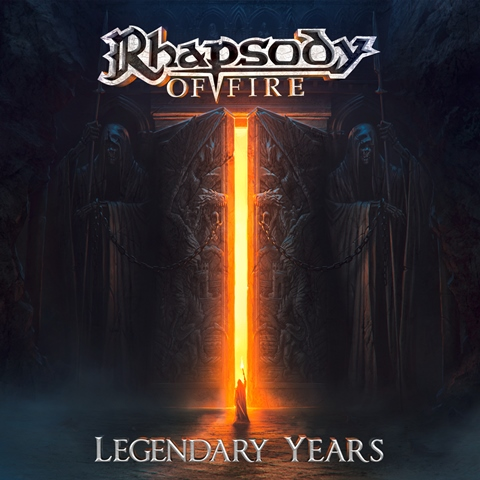 Rhapsody Of Fire - Legendary Years album artwork, Rhapsody Of Fire - Legendary Years album cover, Rhapsody Of Fire - Legendary Years cover artwork, Rhapsody Of Fire - Legendary Years cd cover