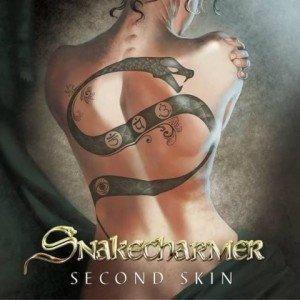 SNAKECHARMER - Second Skin album artwork, SNAKECHARMER - Second Skin album cover, SNAKECHARMER - Second Skin cover artwork, SNAKECHARMER - Second Skin cd cover