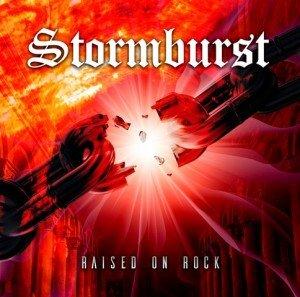 Stormburst - Raised On Rock album artwork, Stormburst - Raised On Rock album cover, Stormburst - Raised On Rock cover artwork, Stormburst - Raised On Rock cd cover