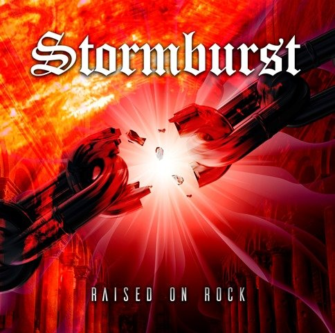 Stormburst - Raised On Rock album artwork, Stormburst - Raised On Rock album cover, Stormburst - Raised On Rock cover artwork, Stormburst - Raised On Rock cd cover