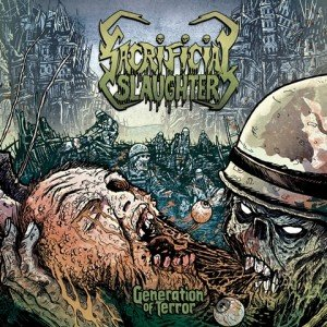 Sacrificial Slaughter - Generation Of Terror album artwork, Sacrificial Slaughter - Generation Of Terror album cover, Sacrificial Slaughter - Generation Of Terror cover artwork, Sacrificial Slaughter - Generation Of Terror cd cover