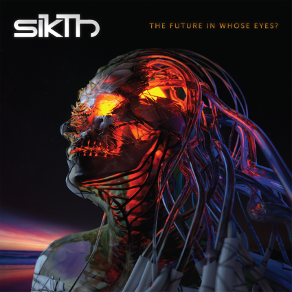 Sikth - The Future In Whose Eyes album artwork, Sikth - The Future In Whose Eyes album cover, Sikth - The Future In Whose Eyes cover artwork, Sikth - The Future In Whose Eyes cd cover