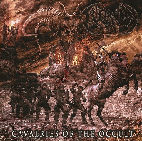 The Furor - Calvaries Of The Occult album artwork, The Furor - Calvaries Of The Occult album cover, The Furor - Calvaries Of The Occult cover artwork, The Furor - Calvaries Of The Occult cd cover