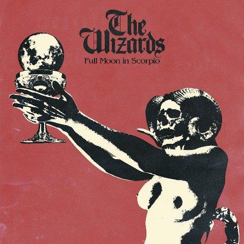 The Wizards - Full Moon In Scorpio album artwork, The Wizards - Full Moon In Scorpio album cover, The Wizards - Full Moon In Scorpio cover artwork, The Wizards - Full Moon In Scorpio cd cover