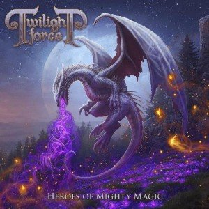 Twilight Force - Heroes Of Mighty Magic album artwork, Twilight Force - Heroes Of Mighty Magic album cover, Twilight Force - Heroes Of Mighty Magic cover artwork, Twilight Force - Heroes Of Mighty Magic cd cover