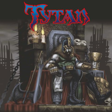 Tytan - Justice Served album artwork, Tytan - Justice Served album cover, Tytan - Justice Served cover artwork, Tytan - Justice Served cd cover