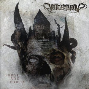 VOICE OF RUIN - PURGE AND PURIFY album artwork, VOICE OF RUIN - PURGE AND PURIFY album cover, VOICE OF RUIN - PURGE AND PURIFY cover artwork, VOICE OF RUIN - PURGE AND PURIFY cd cover