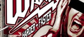 WARRANT - Louder Harder Faster album artwork, WARRANT - Louder Harder Faster album cover, WARRANT - Louder Harder Faster cover artwork, WARRANT - Louder Harder Faster cd cover
