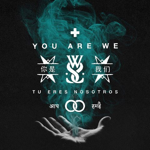 While She Sleeps - You Are We album artwork, While She Sleeps - You Are We album cover, While She Sleeps - You Are We cover artwork, While She Sleeps - You Are We cd cover