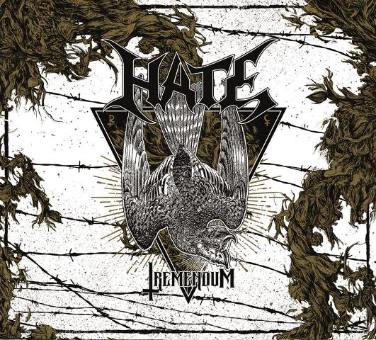 hate - Tremendum album artwork, hate - Tremendum album cover, hate - Tremendum cover artwork, hate - Tremendum cd cover