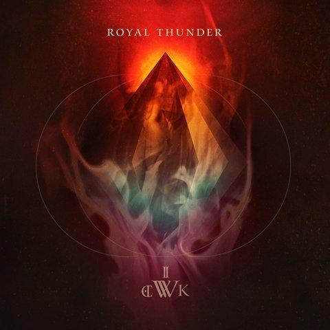 royal thunder - wick album artwork, royal thunder - wick album cover, royal thunder - wick cover artwork, royal thunder - wick cd cover