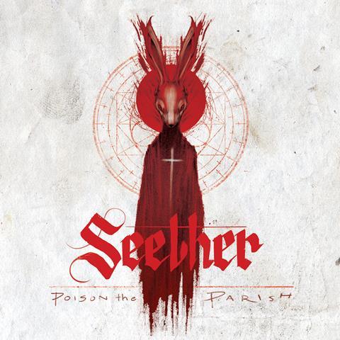 SEETHER - Poison The Parish album artwork, SEETHER - Poison The Parish album cover, SEETHER - Poison The Parish cover artwork, SEETHER - Poison The Parish cd cover