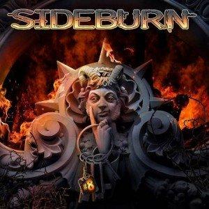 sideburn - eight album artwork, sideburn - eight album cover, sideburn - eight cover artwork, sideburn - eight cd cover