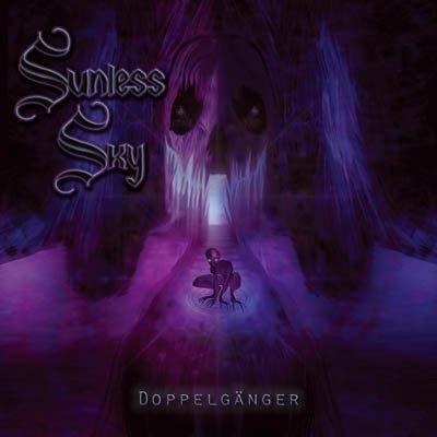 sunless sky - doppelgaenger album artwork, sunless sky - doppelgaenger album cover, sunless sky - doppelgaenger cover artwork, sunless sky - doppelgaenger cd cover
