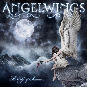 Angelwings - The Edge Of Innocence album artwork, Angelwings - The Edge Of Innocence album cover, Angelwings - The Edge Of Innocence cover artwork, Angelwings - The Edge Of Innocence cd cover