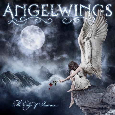 Angelwings - The Edge Of Innocence album artwork, Angelwings - The Edge Of Innocence album cover, Angelwings - The Edge Of Innocence cover artwork, Angelwings - The Edge Of Innocence cd cover