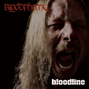 BLOODPHEMY - Bloodline album artwork, BLOODPHEMY - Bloodline album cover, BLOODPHEMY - Bloodline cover artwork, BLOODPHEMY - Bloodline cd cover