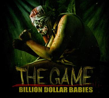 BILLION DOLLAR BABIES - The Game album artwork, BILLION DOLLAR BABIES - The Game album cover, BILLION DOLLAR BABIES - The Game cover artwork, BILLION DOLLAR BABIES - The Game cd cover
